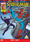 Spider-Man - The Original Animated Series 1 - Vol.1 (DVD, 2009)