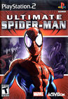 Ultimate Spider-Man Limited Edition (Sony PlayStation 2, 2005) - European Version