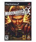 Mercenaries - Jeu PS2