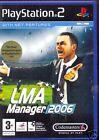 LMA Manager 2006 (Sony PlayStation 2, 2005)