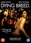 Dying Breed (DVD, 2009)