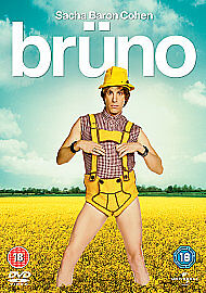 Bruno-Sacha-Baron-Cohen-DVD-New-amp-Sealed