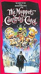 The Muppet Christmas Carol (VHS, 1993)