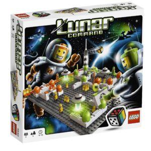 Lego 3842 - Lunar Command