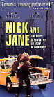 Nick and Jane (VHS, 1998)