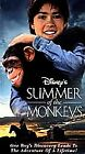 Summer of the Monkeys (VHS, 1998)