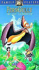 Ferngully: The Last Rainforest (VHS, 1992) BRAND NEW SEALED