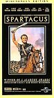 Spartacus (VHS, 1997, 30th Anniversary Restored Version - Widescreen) (VHS, 1997)
