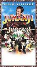 Jumanji (VHS, 1996, Spanish Dubbed Version)