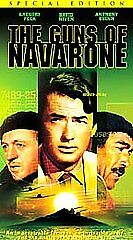 The-Guns-of-Navarone-VHS-2000-Remastered-Collectors-Edition