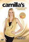 Camilla's Cardio Dance Workout (DVD, 2009)