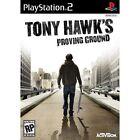 Tony Hawk's Proving Ground (Sony PlayStation 2, 2007)
