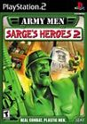 Army Men: Sarge's Heroes 2 (Sony PlayStation 2, 2001)