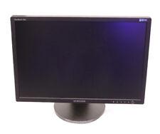 Schwarze SyncMaster Computer-Monitore mit 4-5ms Reaktionszeit
