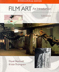 Film Art an IntroductionExLibrary - Dunfermline, United Kingdom - Film Art an IntroductionExLibrary - Dunfermline, United Kingdom
