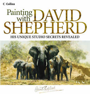 Painting-with-David-Shepherd-David-Shepherd-Good-Book