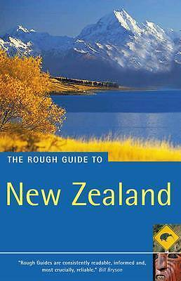 """""""AS NEW"""" The Rough Guide to New Zealand - 4th Edition, Mudd, Anthony Stephen, Wh"""