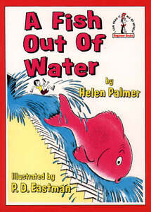 A Fish Out of Water by Helen Palmer (Paperback, 1984)