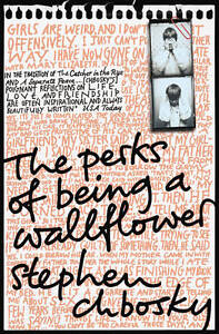 The-Perks-of-Being-a-Wallflower-Chbosky-Stephen-Used-Good-Book