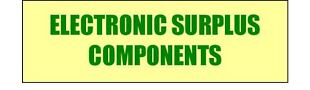 electronic surplus components