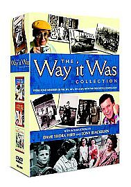 The Way It Was Collection [DVD], DVD | 5030305104931 | Good