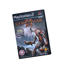 God of War II 2 for Sony PlayStation 2... £5.95 Buy it now See ...