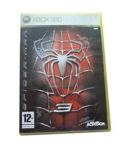 Spider MAN 3 Xbox 360 Game | eBay