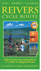 The Reivers Cycle Route: Tyne-Kielder-Cumbria by Footprint (Sheet map, folded, 1998)
