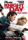 Knight and Day (DVD, 2010, Canadian)