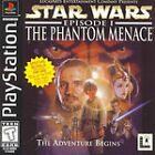 Star Wars Episode I: The Phantom Menace (Sony PlayStation 1, 1999) - US Version