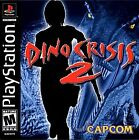 Dino Crisis 2 (Sony PlayStation 1, 2000)