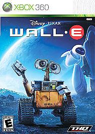 WALL-E  (Xbox 360, 2008)