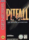 Pitfall: The Mayan Adventure (Sega Genesis, 1994)