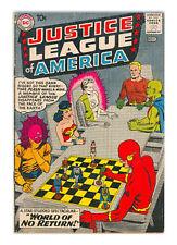 Justice League DC Silver Age Comics (1956-1969)