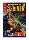 Inhumans Not Signed Silver Age Sub-Mariner Comics