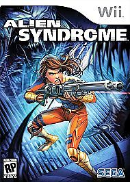 Alien-Syndrome-Nintendo-Wii-2007-Complete-READ