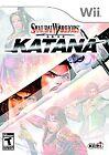 Samurai Warriors: Katana (Nintendo Wii, 2008)