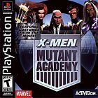 X-Men: Mutant Academy Greatest Hits (Sony PlayStation 1, 2003)