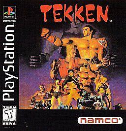 Tekken-PlayStation