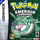 Pokemon Emerald Version  (Nintendo Game Boy Advance, 2005)