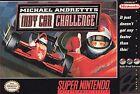 Michael Andretti's Indy Car Challenge (Super Nintendo Entertainment System, 1994)