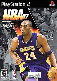 NBA-07-THE-LIFE-VOL-2-PlayStation-2-Brand-NEW-Sealed-Game-PS2-Kobe-Bryant