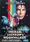SEGA Michael Jackson's Moonwalker Video Games