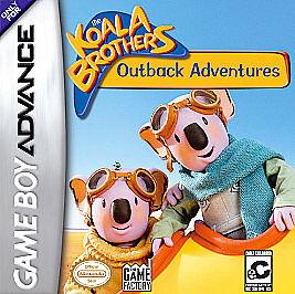Koala Brothers: Outback Adventure (Nintendo Game Boy Advance, 2006) for  sale online | eBay