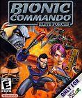 Bionic Commando Nintendo Boy Video Games