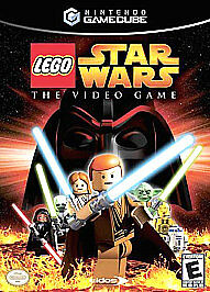 Lego Star Wars The Video Game Players Choice Nintendo Gamecube