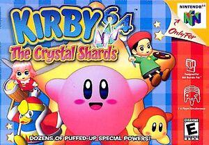 kirby 64 the crystal shards