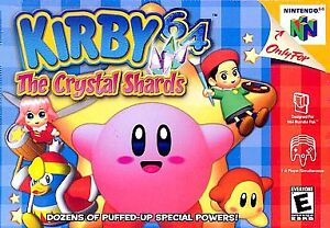 Kirby-64-The-Crystal-Shards-Nintendo-64-N64-Video-Game-Cart-OEM-Authentic-Retro