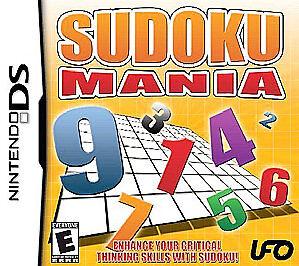 Nintendo-DS-Sudoku-Mania-VideoGames