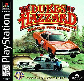 Dukes-of-Hazzard-Racing-for-Home-BLACK-LABEL-PlayStation-complete